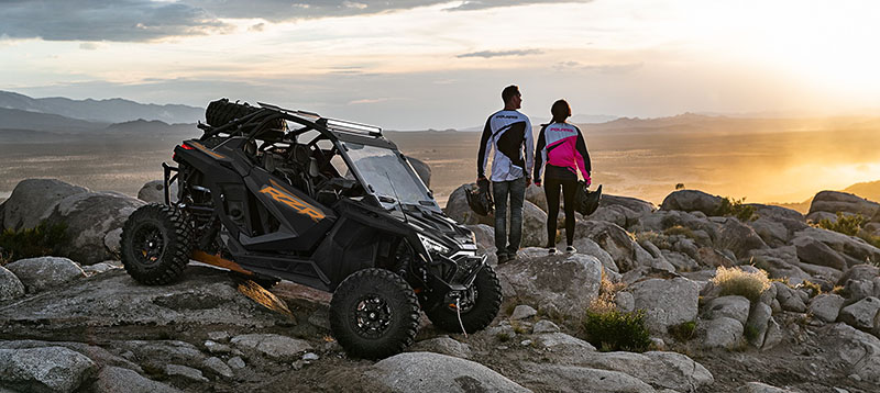 2021 Polaris RZR Pro XP Premium in Ukiah, California - Photo 3