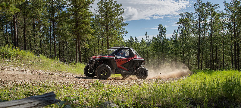 2021 Polaris RZR Pro XP Premium in Ukiah, California - Photo 4