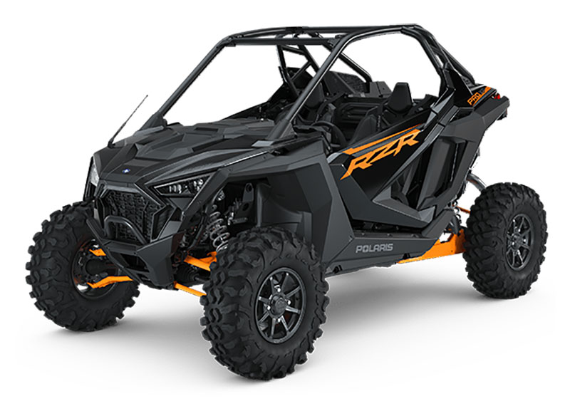 2021 Polaris RZR Pro XP Premium in Ottumwa, Iowa - Photo 1