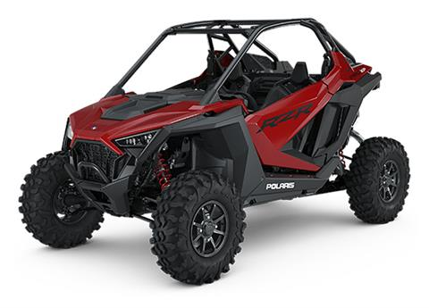 2021 Polaris RZR PRO XP Sport in Woodruff, Wisconsin
