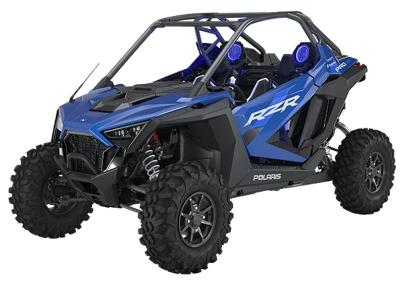 2021 Polaris RZR PRO XP Ultimate Rockford Fosgate LE in Devils Lake, North Dakota - Photo 1