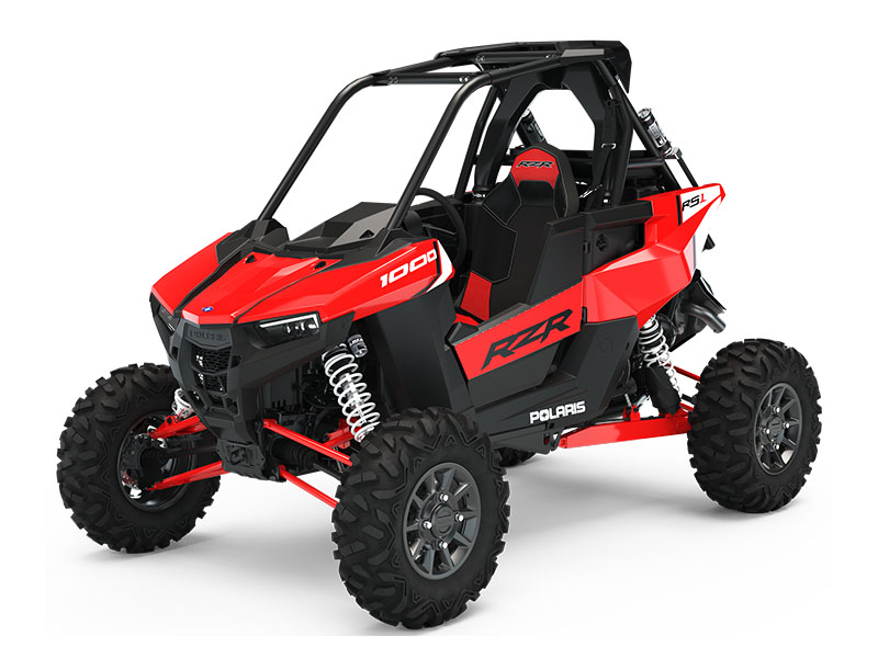 2021 Polaris RZR RS1 in Ukiah, California - Photo 1