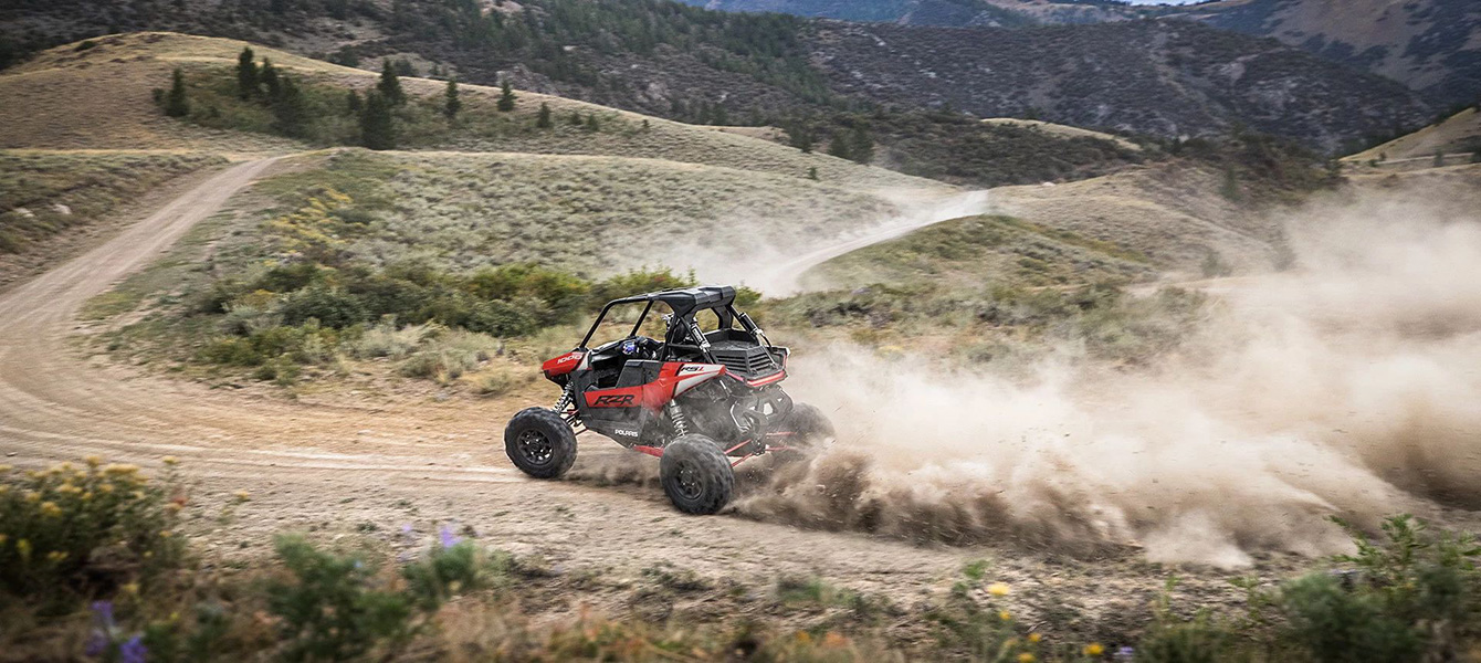 2021 Polaris RZR RS1 in Ukiah, California - Photo 3