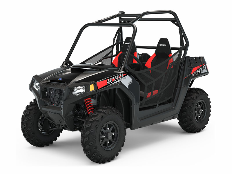 2021 Polaris RZR Trail 570 Premium in Amory, Mississippi - Photo 1