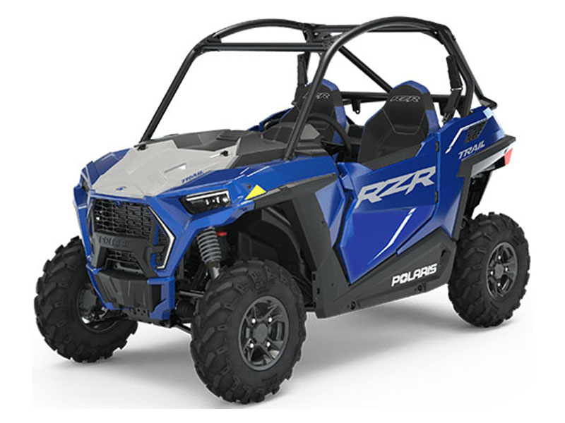 2021 Polaris RZR Trail Premium in Vallejo, California - Photo 1