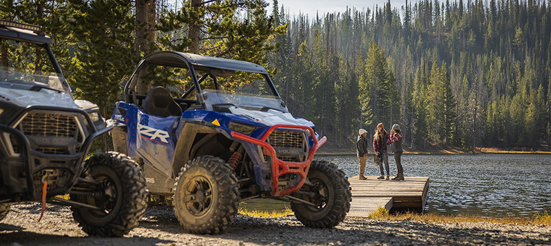 2021 Polaris RZR Trail S 1000 Premium in Clearwater, Florida - Photo 2