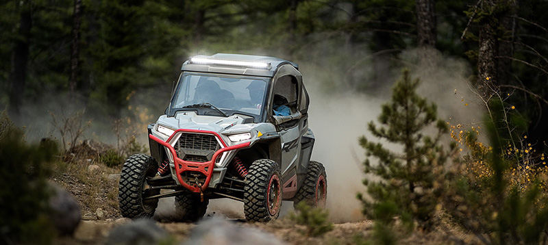 2021 Polaris RZR Trail S 1000 Premium in Elma, New York - Photo 3