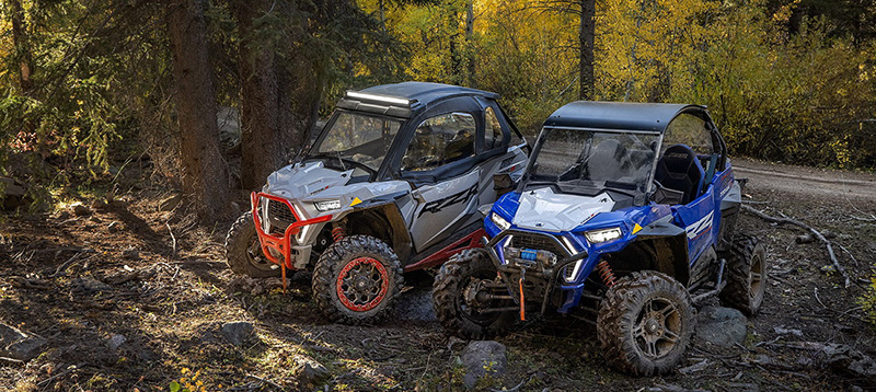 2021 Polaris RZR Trail S 1000 Ultimate in Leesville, Louisiana - Photo 4