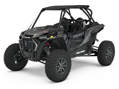 2021 Polaris RZR Turbo S in Ponderay, Idaho