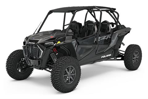 2021 Polaris RZR Turbo S 4 in Bigfork, Minnesota