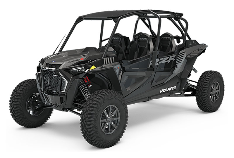 2021 Polaris RZR Turbo S 4 in Duck Creek Village, Utah - Photo 1