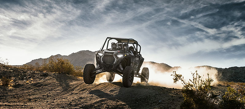 2021 Polaris RZR Turbo S 4 Lifted Lime LE in Redding, California - Photo 2