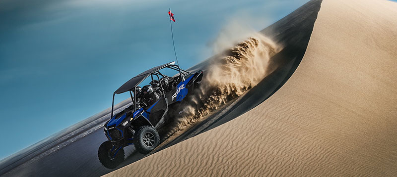 2021 Polaris RZR Turbo S 4 Lifted Lime LE in Alamosa, Colorado - Photo 3