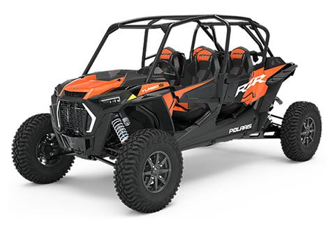 2021 Polaris RZR Turbo S 4 Velocity in Prosperity, Pennsylvania - Photo 1
