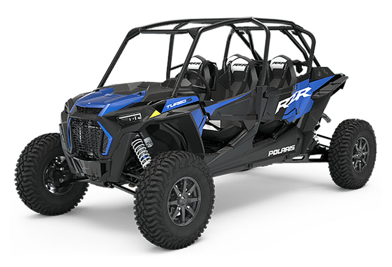 2021 Polaris RZR Turbo S 4 Velocity in Park Rapids, Minnesota - Photo 1