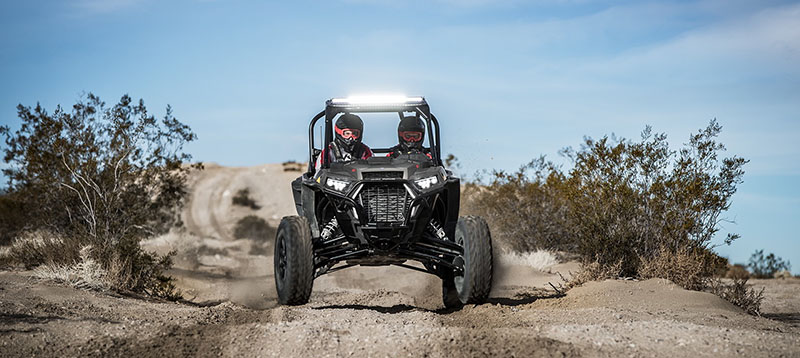 2021 Polaris RZR Turbo S Lifted Lime LE in Bennington, Vermont - Photo 2