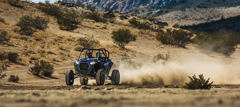 2021 Polaris RZR Turbo S Lifted Lime LE in Devils Lake, North Dakota - Photo 4