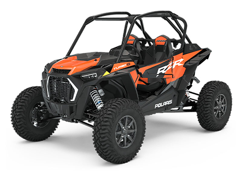 2021 Polaris RZR Turbo S Velocity in Calmar, Iowa - Photo 1