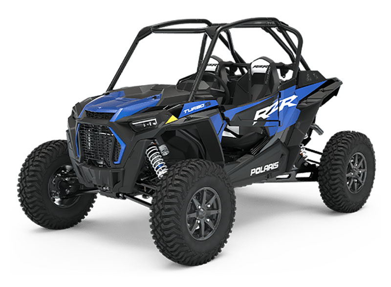 2021 Polaris RZR Turbo S Velocity in Ironwood, Michigan - Photo 1
