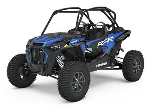 2021 Polaris RZR Turbo S Velocity in Sturgeon Bay, Wisconsin - Photo 1