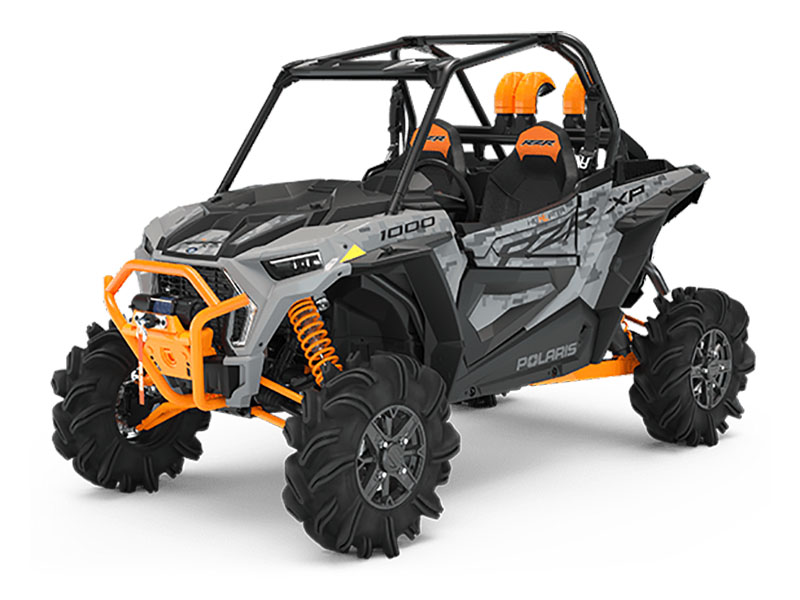 2021 Polaris RZR XP 1000 High Lifter in Mason City, Iowa - Photo 1