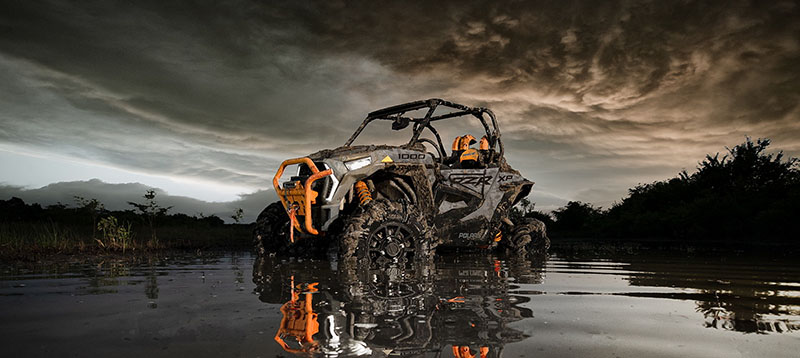 2021 Polaris RZR XP 1000 High Lifter in Mason City, Iowa - Photo 2