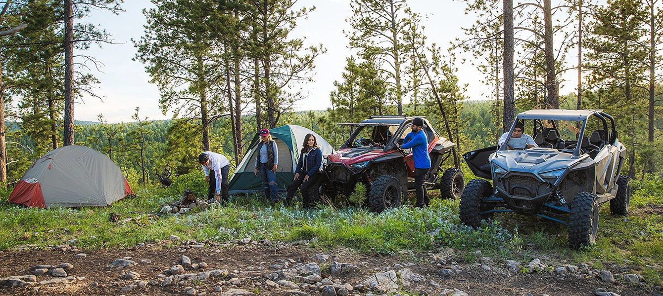 2021 Polaris RZR XP 1000 Sport in Ennis, Texas - Photo 2