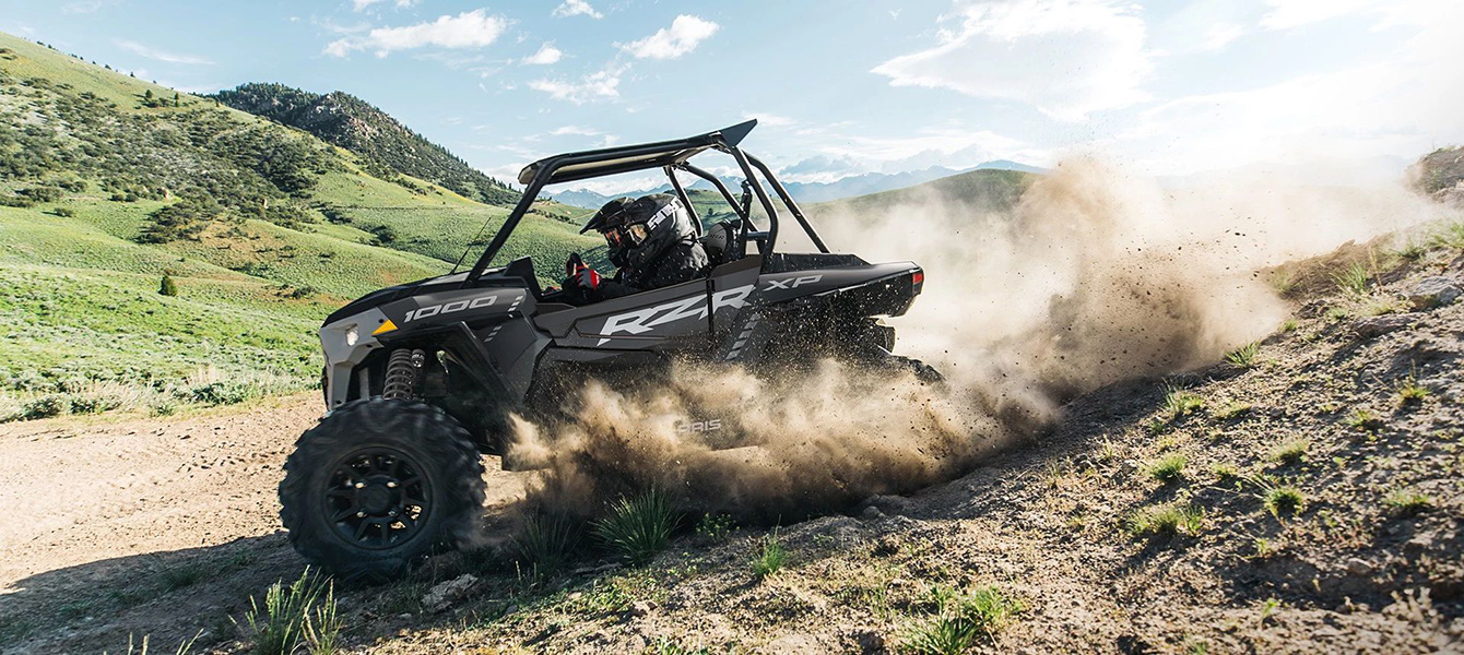 2021 Polaris RZR XP 1000 Sport in Calmar, Iowa - Photo 3