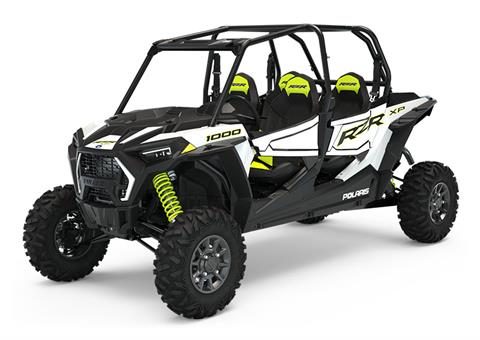 2021 Polaris RZR XP 4 1000 Sport in Bigfork, Minnesota