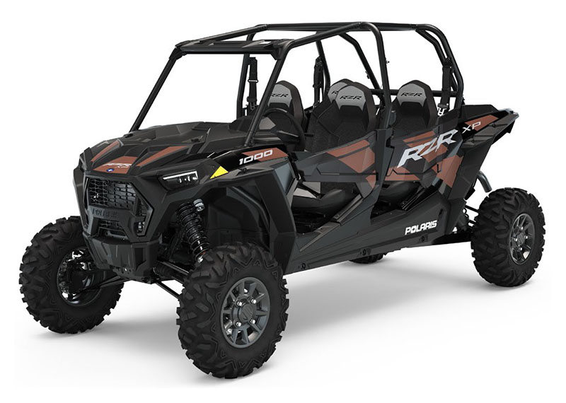 2021 Polaris RZR XP 4 1000 Sport in Gallipolis, Ohio - Photo 1