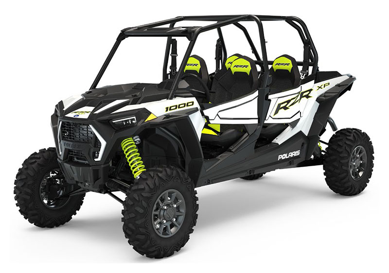 2021 Polaris RZR XP 4 1000 Sport in Stillwater, Oklahoma - Photo 1