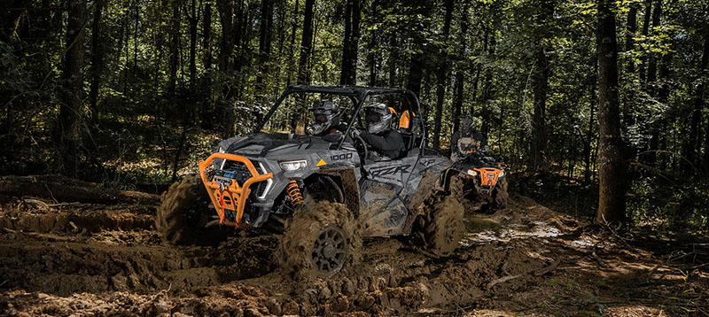 2021 Polaris RZR XP 4 1000 High Lifter in Cleveland, Texas - Photo 4