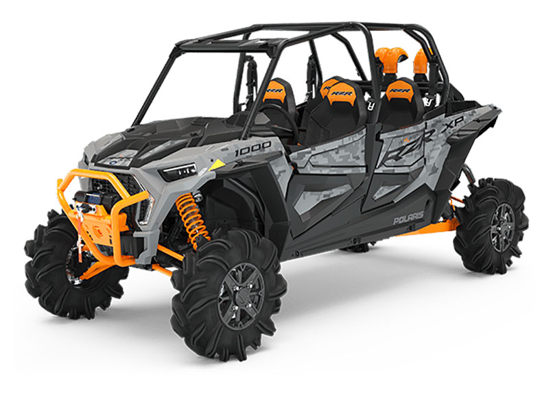 2021 Polaris RZR XP 4 1000 High Lifter in Houston, Ohio - Photo 1