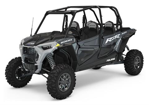 2021 Polaris RZR XP 4 1000 Premium in Hillman, Michigan