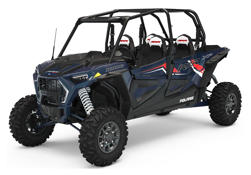 2021 Polaris RZR XP 4 1000 Premium in Caroline, Wisconsin - Photo 2