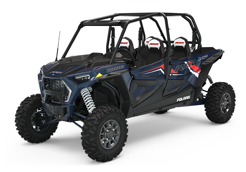 2021 Polaris RZR XP 4 1000 Premium in Kansas City, Kansas - Photo 1