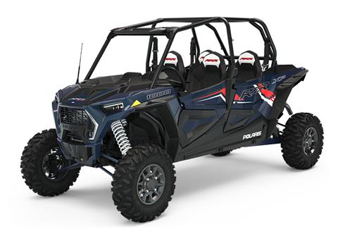 2021 Polaris RZR XP 4 1000 Premium in Bigfork, Minnesota - Photo 1
