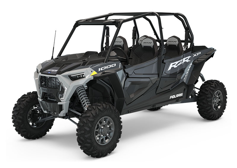 2021 Polaris RZR XP 4 1000 Premium in Fleming Island, Florida - Photo 1