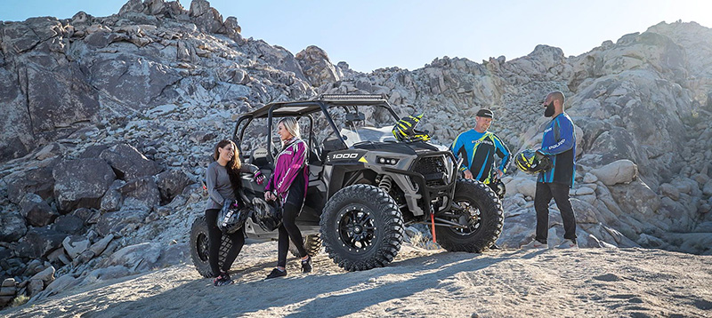 2021 Polaris RZR XP 4 1000 Premium in Danbury, Connecticut - Photo 3