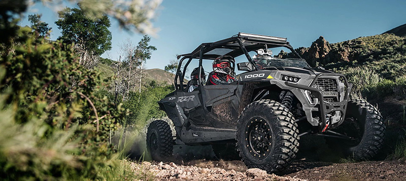 2021 Polaris RZR XP 4 1000 Premium in Troy, New York - Photo 4