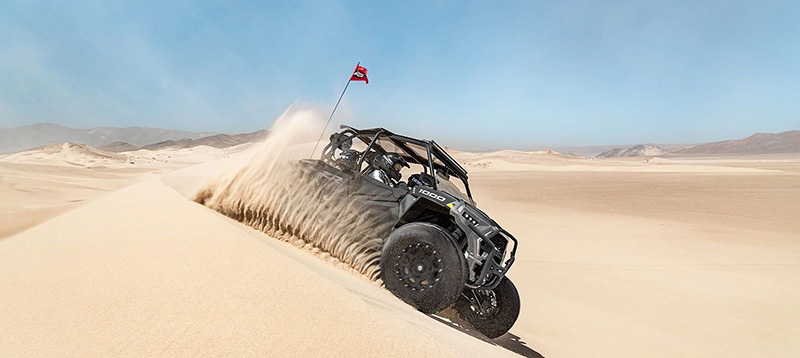 2021 Polaris RZR XP 4 1000 Sport in Merced, California - Photo 2