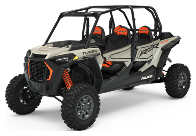 2021 Polaris RZR XP 4 Turbo in Jones, Oklahoma - Photo 1
