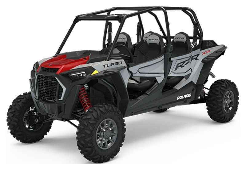 2021 Polaris RZR XP 4 Turbo in Kansas City, Kansas - Photo 1