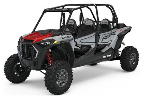 2021 Polaris RZR XP 4 Turbo in Merced, California - Photo 1