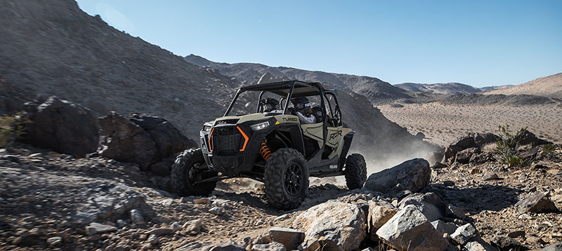 2021 Polaris RZR XP 4 Turbo in Auburn, California - Photo 4