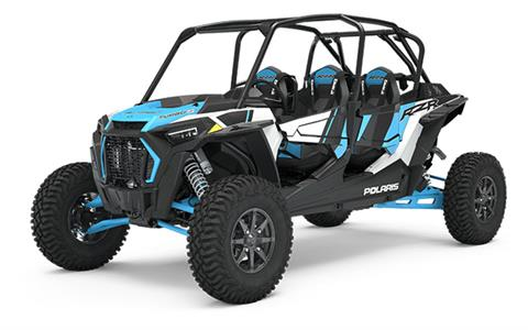 2020 Polaris RZR XP 4 Turbo S Velocity in Milford, New Hampshire