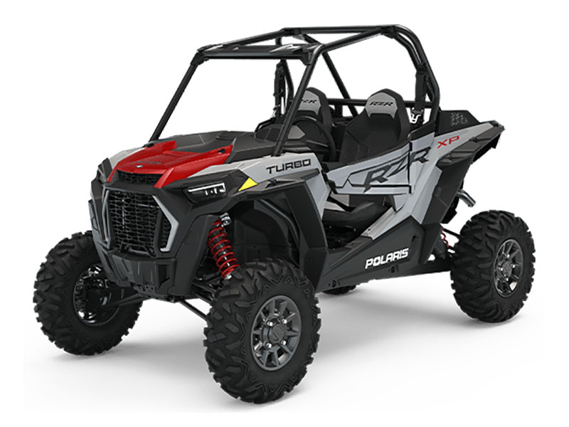 2021 Polaris RZR XP Turbo in Ames, Iowa - Photo 2