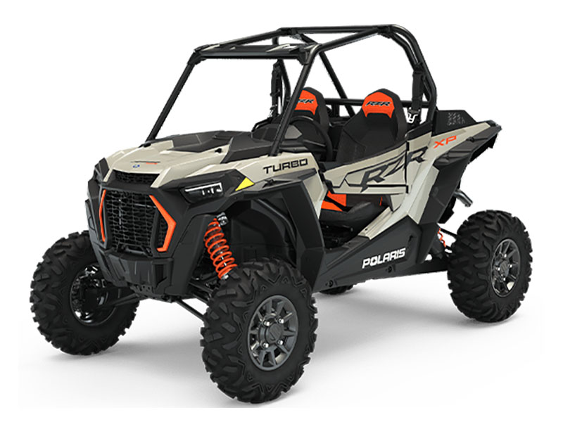 2021 Polaris RZR XP Turbo in Saint Johnsbury, Vermont - Photo 1