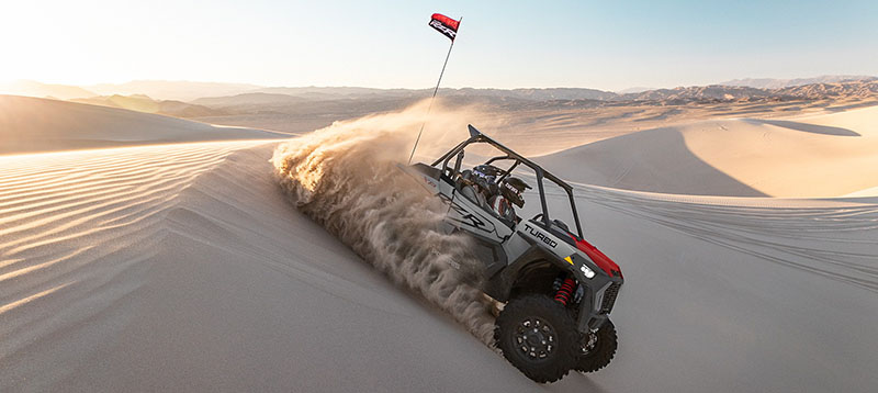 2021 Polaris RZR XP Turbo in Lewiston, Maine - Photo 4