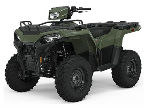 2021 Polaris Sportsman 570 EPS in Bigfork, Minnesota